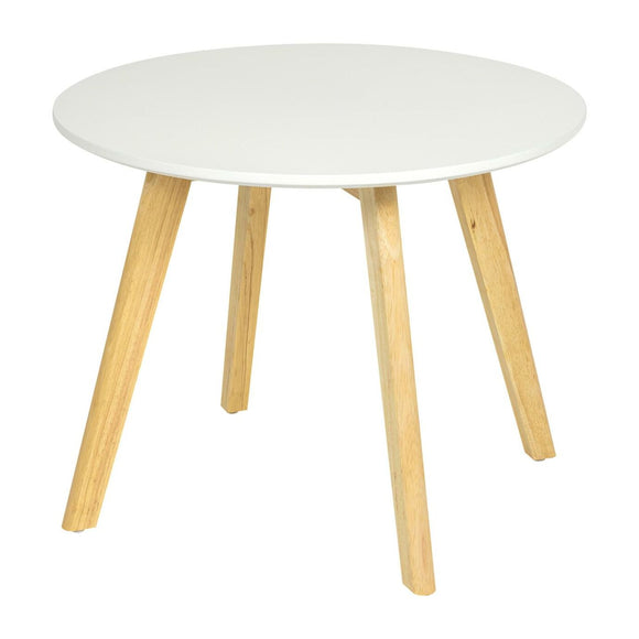 Quax Kids Table White - 60 Cm X 48h 76LF-02-001