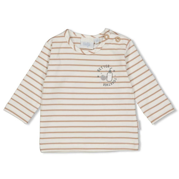 Feetje T-shirt manches longues streep - Mini Cookie 51601667
