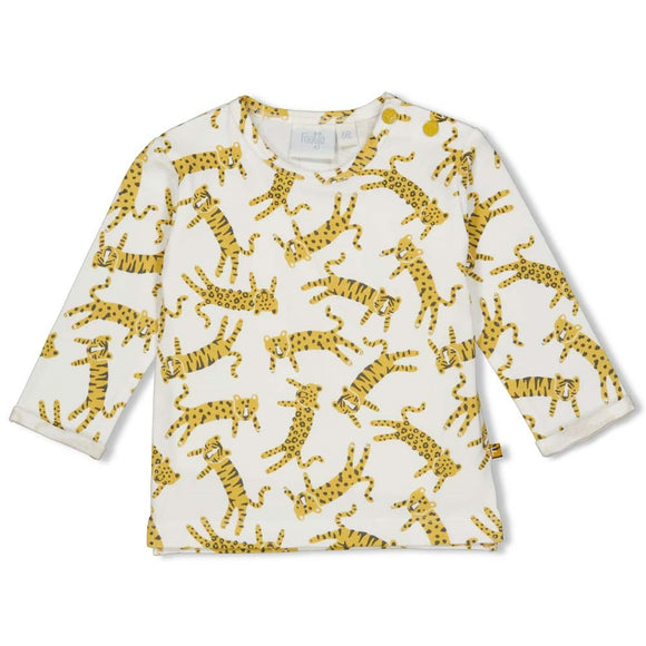 Feetje T-shirt manches longues AOP - Go Wild 51601708