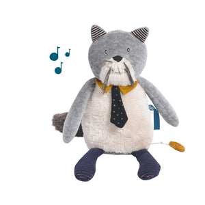 Moulin Roty Chat musical Les Moustaches 666042