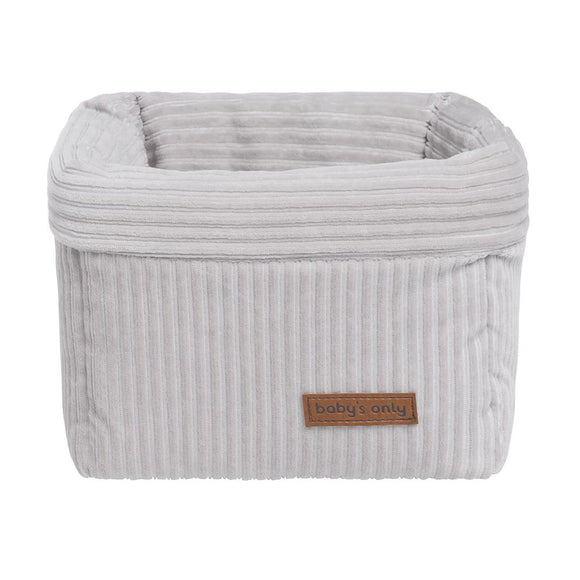 Baby's only Panier commode Sense Pebble grey BO-024.039.023.50