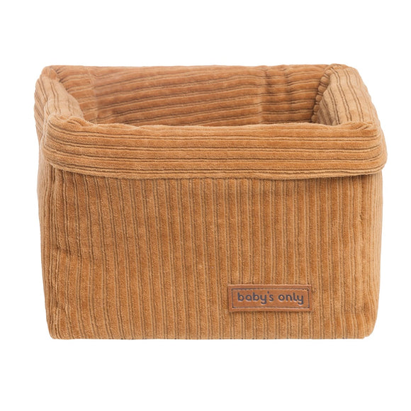 Baby's only Panier commode Sense Caramel BO-024.039.037.50