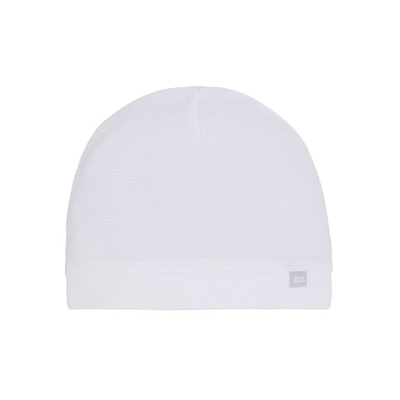 Baby's Only bonnet Pure blanc BO-341.326.019.48 taille 0-3 mois