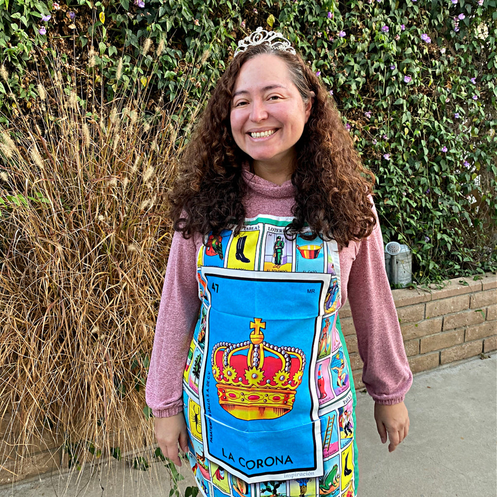 La Corona Loteria Apron with Pocket