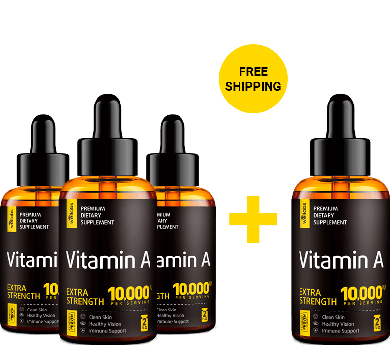 vitamin a buy 3 and get 1 free