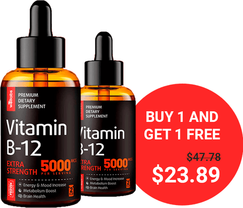 vitamin b12 buy 1 and get 1 free