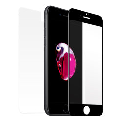 iPhone 7/8 Black Fullcover Glass 9H - iStore