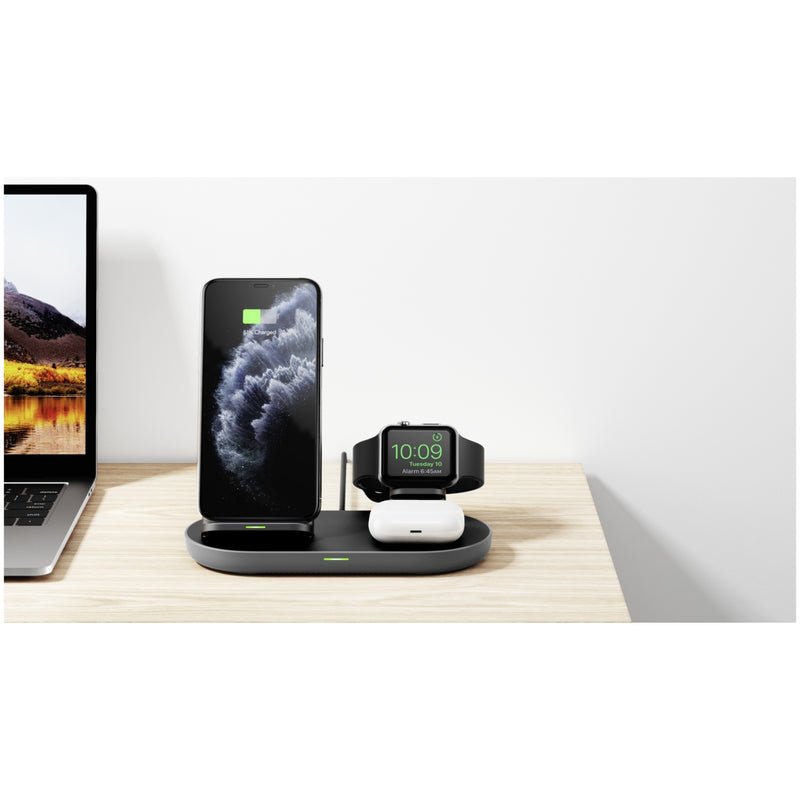 AUKEY 3in1 Charging Station Aircore Wireless - iStore