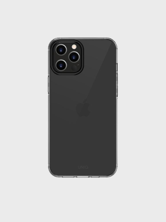 UNIQ Air Fender iPhone 12 / 12 Pro Smoked Grey