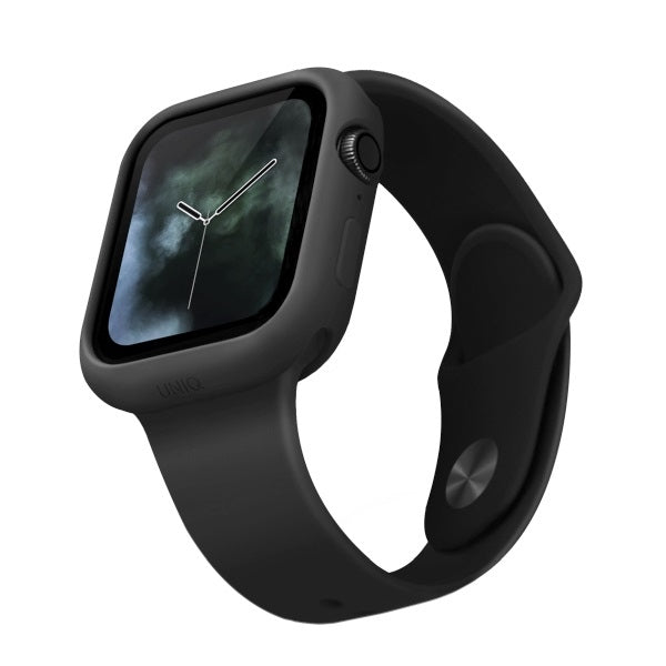 Lino Apple Watch Series 4/5/6/SE 44mm Ash Black - iStore