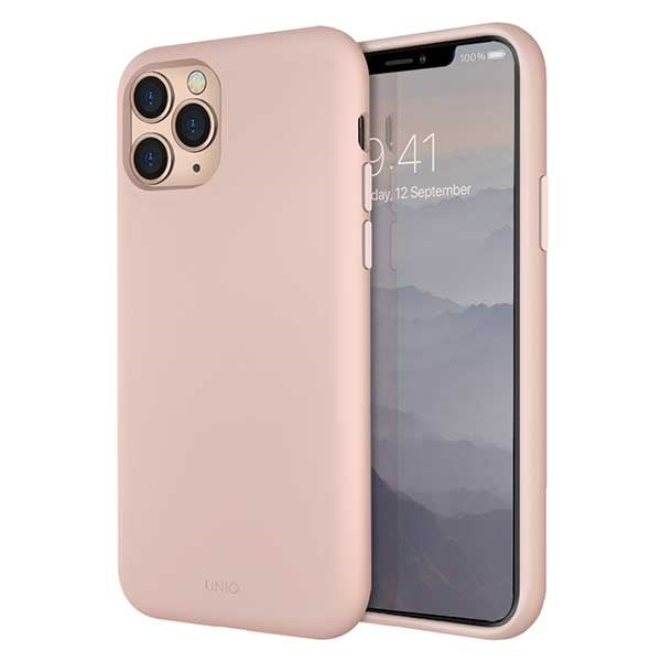 Lino Hue Blush Pink - iPhone 11 Pro - iStore