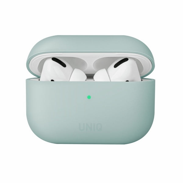 Lino AirPods Pro Silicone Case Mint Green - iStore