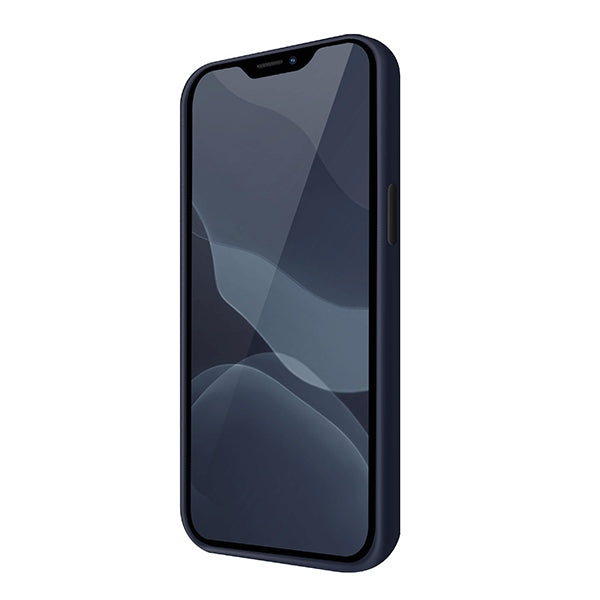 Lino Hue iPhone 12/12 Pro Marine Blue Antimicrobial - iStore