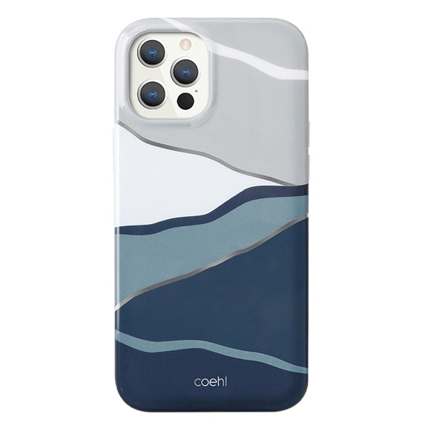 Coehl Ciel iPhone 12/12 Pro Twilight Blue - iStore