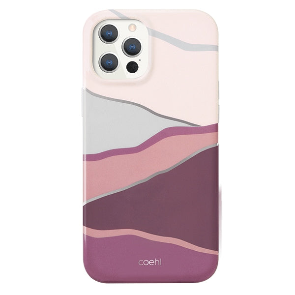 Coehl Ciel iPhone 12 Pro Max Sunset Pink - iStore