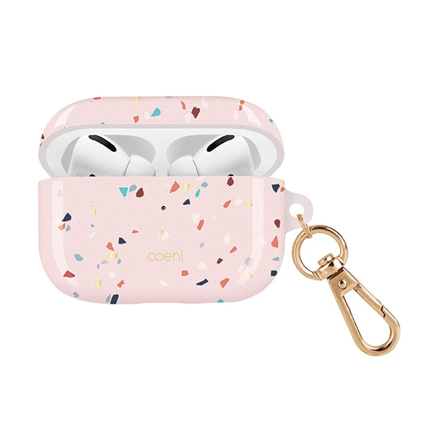 Coehl Terrazzo AirPods Pro Pink - iStore