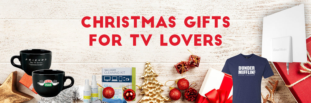 10 Best Christmas Gifts For TV Lovers