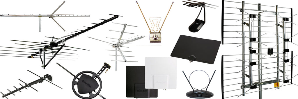 All TV Antennas Are Not Created Equal - The In's and Out's of VHF, UHF and Directionality