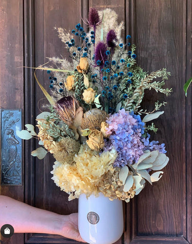 Dried Flower Arranging Workshop