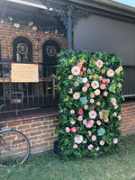 Spring Time Floral Wall - FOR HIRE
