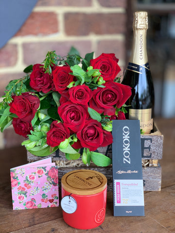Romanic Hamper