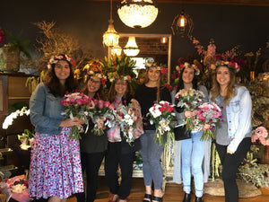 Workshops - Floral Crown