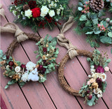 Christmas Wreath - Dried