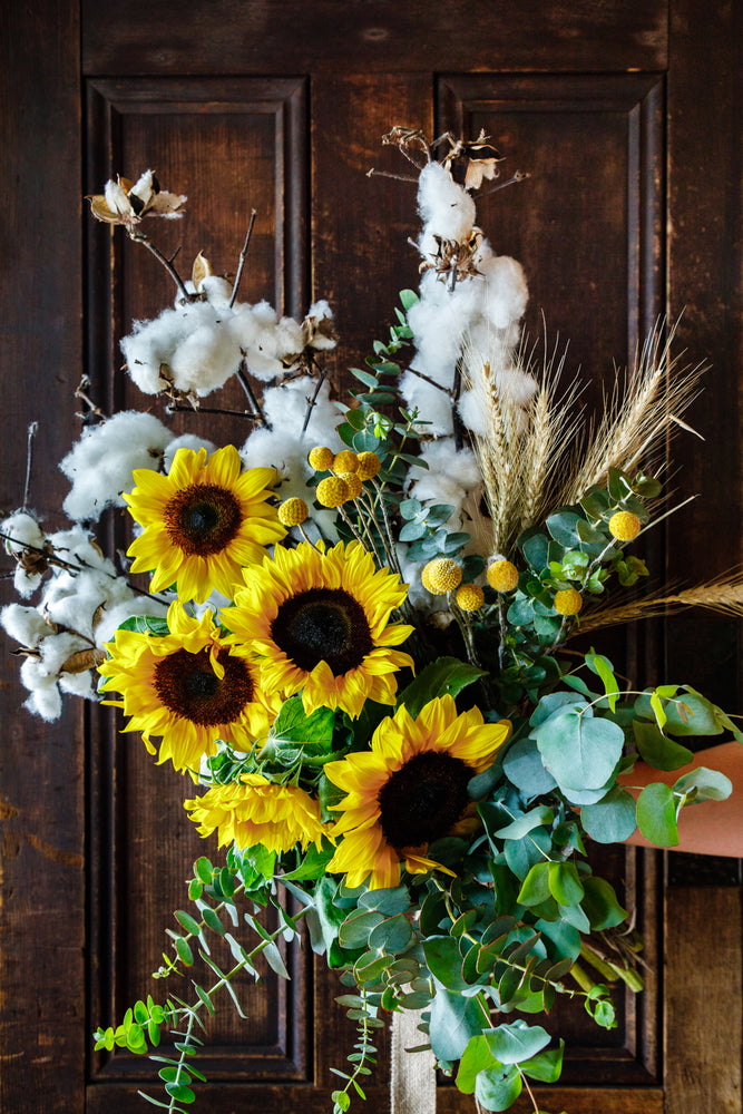 Golden Harvest Bouquet