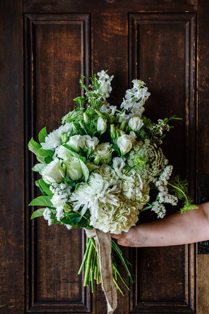 Load image into Gallery viewer, White Bouquet