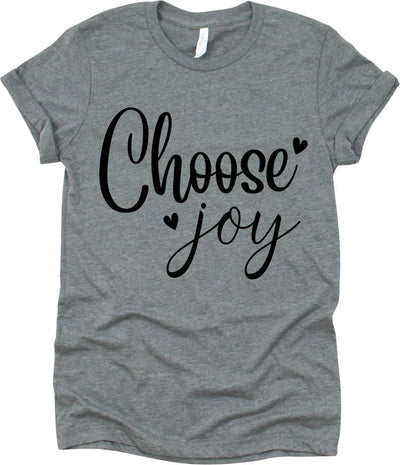 Choose Joy With Heart Design