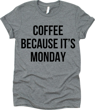 Coffee Because It's Monday