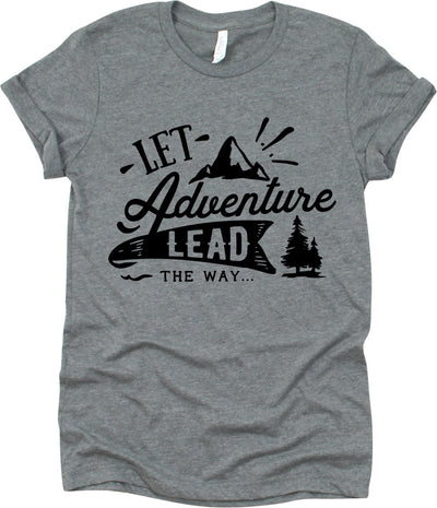Let Adventure Lead The Way