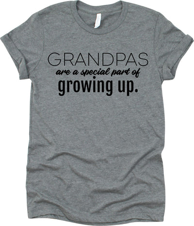 Grandpas Are A Special Part Of Growing Up