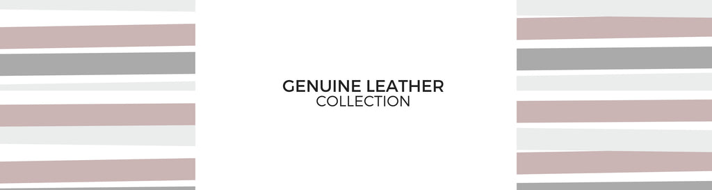 Moda Luxe Genuine Leather Collection
