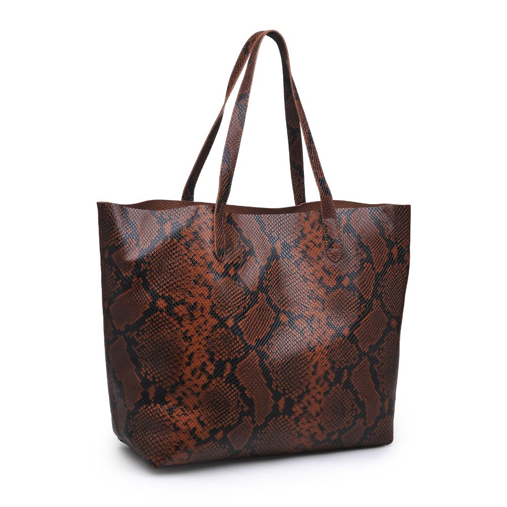 Moda Luxe Claudia Tote Women : Handbags : Tote 842017124375 | Chocolate Multi