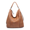Moda Luxe Allison Women : Handbags : Hobo 842017119227 | Tan
