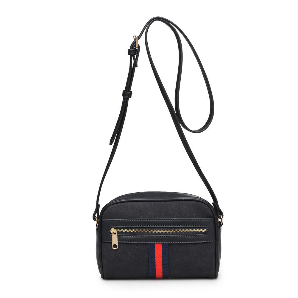 Moda Luxe Julia Women : Crossbody : Crossbody 842017117810 | Black
