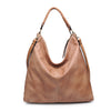 Moda Luxe Allison Women : Handbags : Hobo 842017119234 | Camel