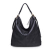Moda Luxe Allison Women : Handbags : Hobo 842017119258 | Black