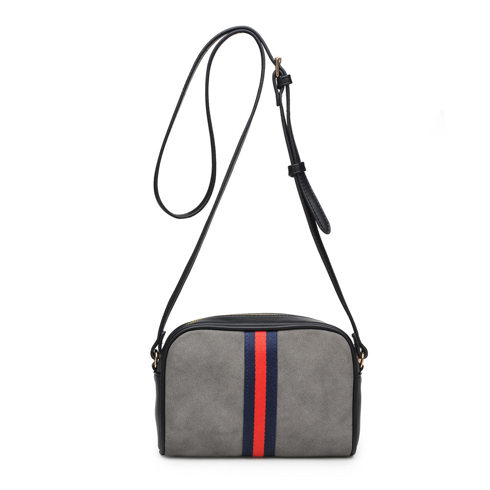 Moda Luxe Julia Women : Crossbody : Crossbody 842017117858 | Grey