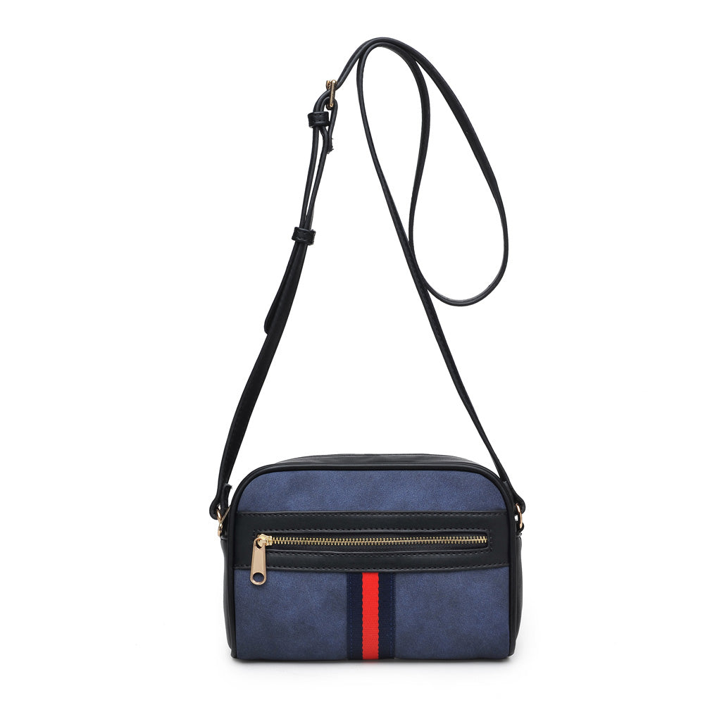 Moda Luxe Julia Women : Crossbody : Crossbody 842017117841 | Navy