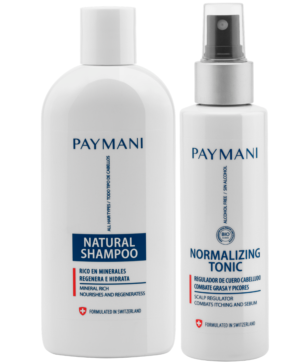 Natural Shampoo + Normalizing Tonic