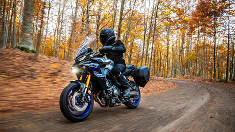 yamaha tracer 900 GT nouvelle 2021