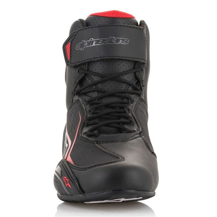 FASTER -3 BLK GRAY RED 41/8.5