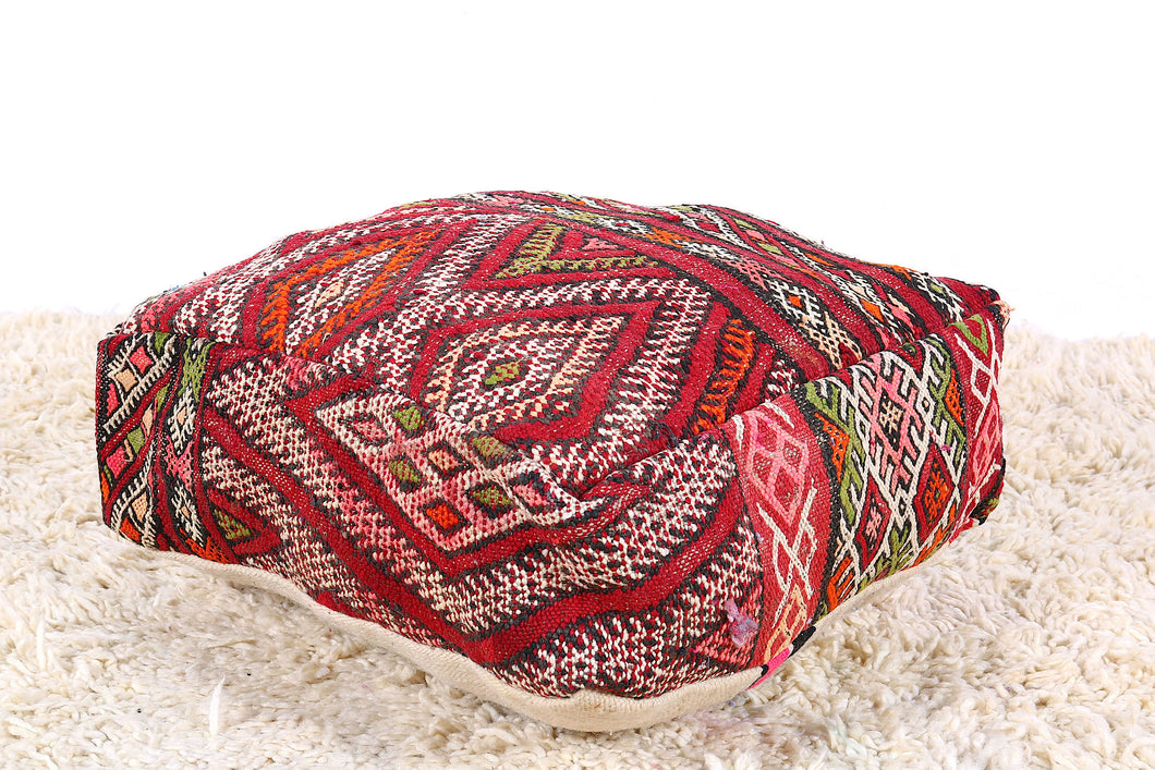 Oriental Wool Pillow Case