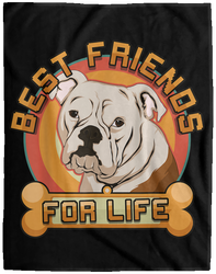 American Bulldog Best Friends For Life Dog Owner