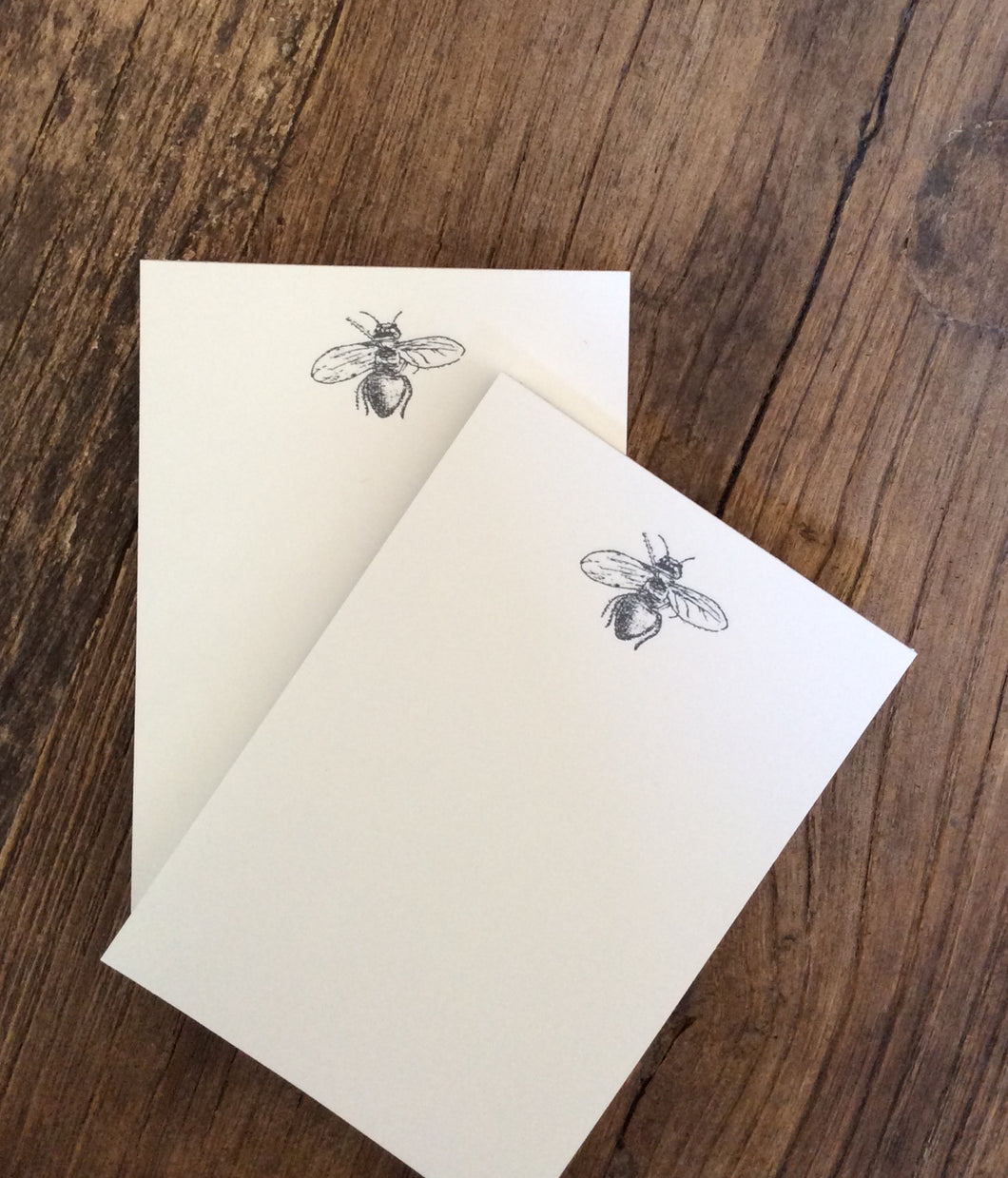 Bee Notepads