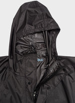 The New Raincoat Black