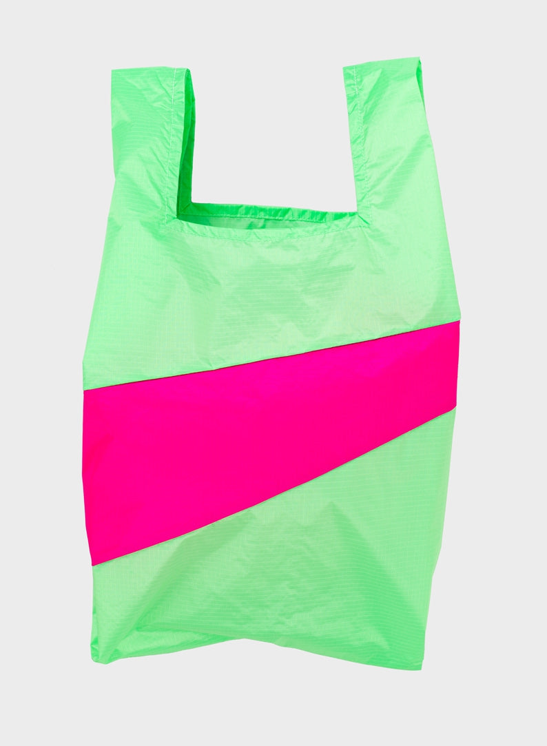 The New Shopping Bag Error & Pretty Pink Large