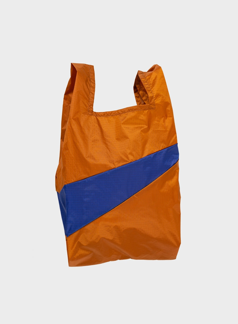 The New Shopping Bag Sample & Electric Blue Medium